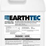 EarthTec 3785ml Algicidas - Baktericidas Tvenkiniams ir Fontanams