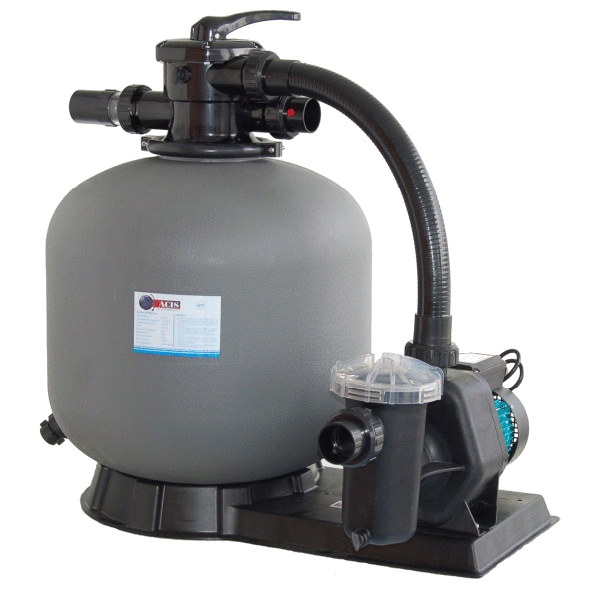 Baseino Filtravimo Blokas ViPool 4m³/h