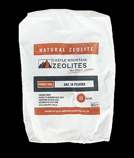 Smėlinių filtrų užpildas Сeolitas (Zeolitas) 25 kg