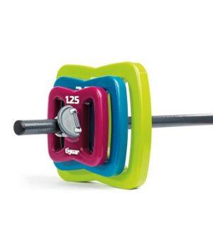 Body Pump rinkinys TIGUAR® Power Gym Butterfly