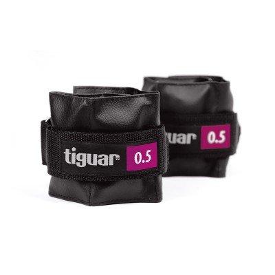 Riešo ir čiurnos svarmenys TIGUAR (2x0,5kg)