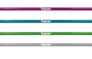 Aerobinė štangutė TIGUAR® Heavy Bar (3-6kg)