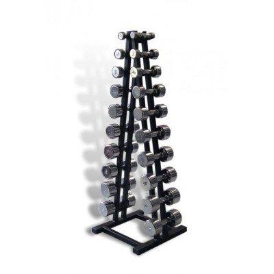 Vertikalus stovas hanteliams