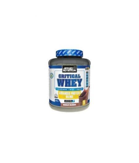 CRITICAL Whey Proteinas 2270g 75 porcijos