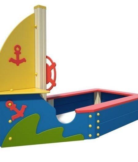 Smėliadėžė Laivas TE318