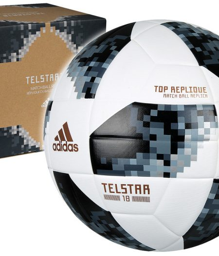 Futbolo kamuolys ADIDAS TELSTAR 18 Top Replique CD8506