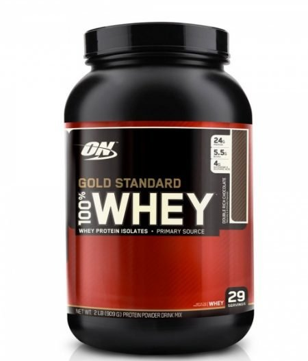 Whey Gold Standard 908g