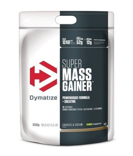 Dymatize Super Mass Gainer 5232g.