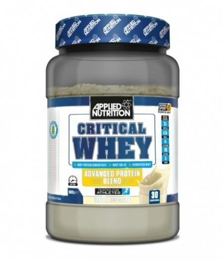Proteinas Critical Whey 900g.