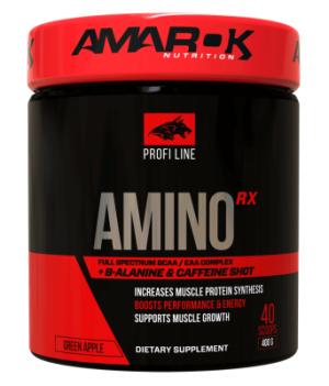 AMAROK AMINO RX – energijai ir atsistatymui