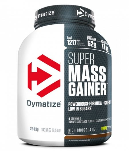 Dymatize Super Mass Gainer 2943g.