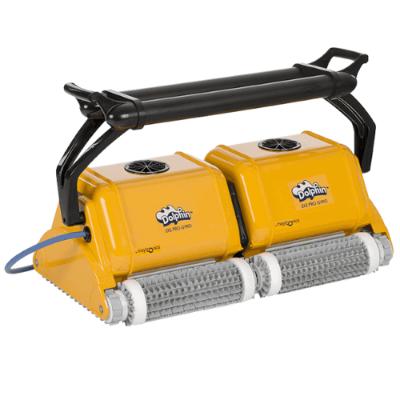 Baseino valymo robotas Dolphin 2x2 PRO GYRO