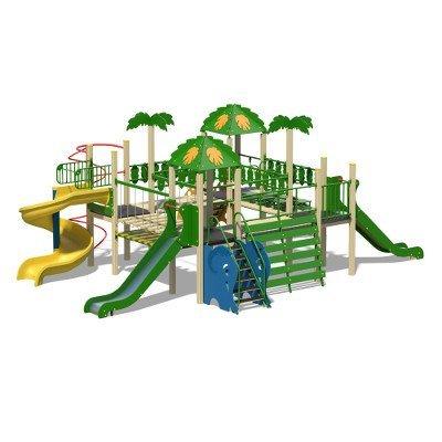 Vaikų žaidimų aikštelės