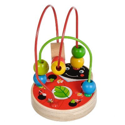 Žaislas labirintas Boružė