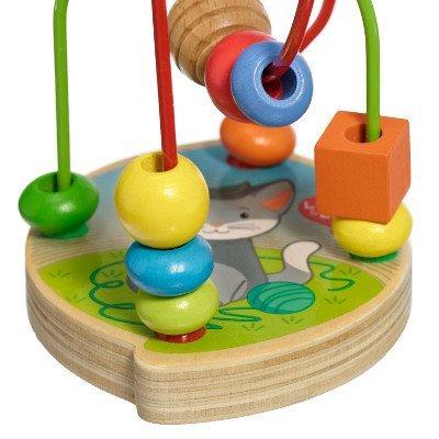 Žaislas labirintas Katė