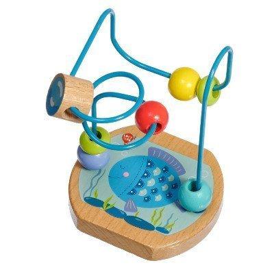 Žaislas labirintas Žuvis